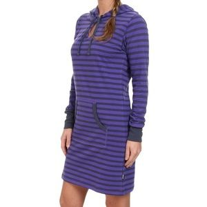 BOGO🛍 Patagonia ahnya cotton sweater dress hooded